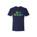 Brewery Running Series Signature T_Life is Brewtiful