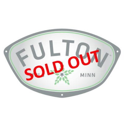 Fulton SOLD OUT