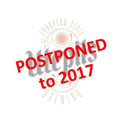 Utepils POSTPONED
