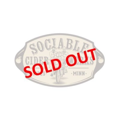 Sociable SOLD OUT