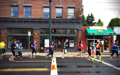 How to Run Your First 5K