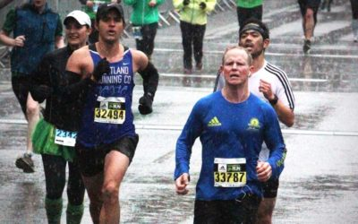 How to Make the Most of Running in the Rain