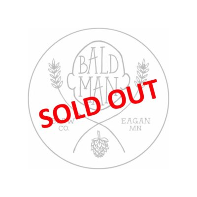 Bald Man SOLD OUT