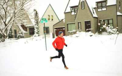 How to Dress for Winter Running in Portland