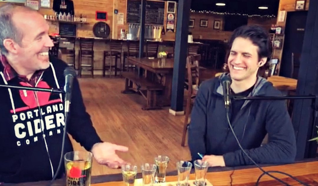 Interview with a Cider Maker! Jeff Parrish, Portland Cider Co.