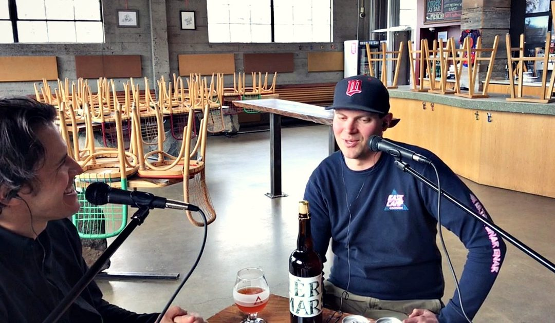 Interview with Paul Thurston, Head Brewer and Co-Owner at Base Camp Brewing Co.