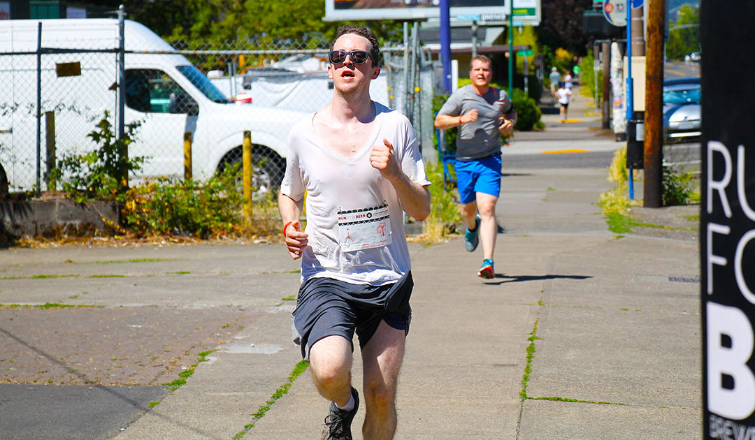 Six Tips for Running in the Heat