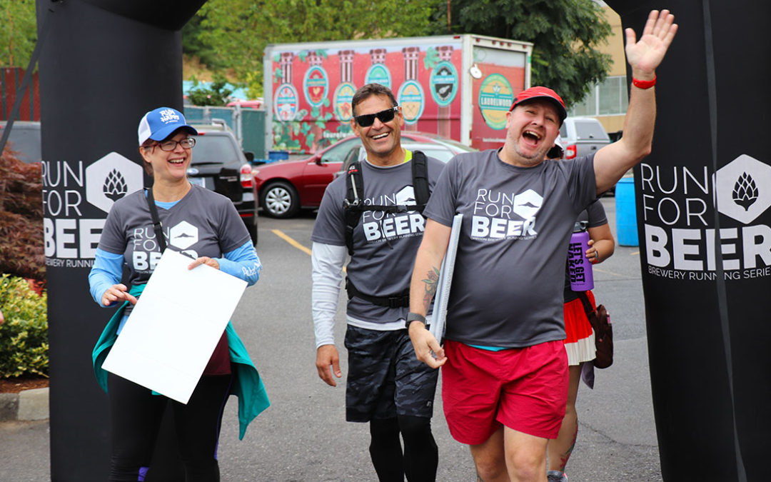 The 2017 Oregon Brewery Running Series Fall Preview!