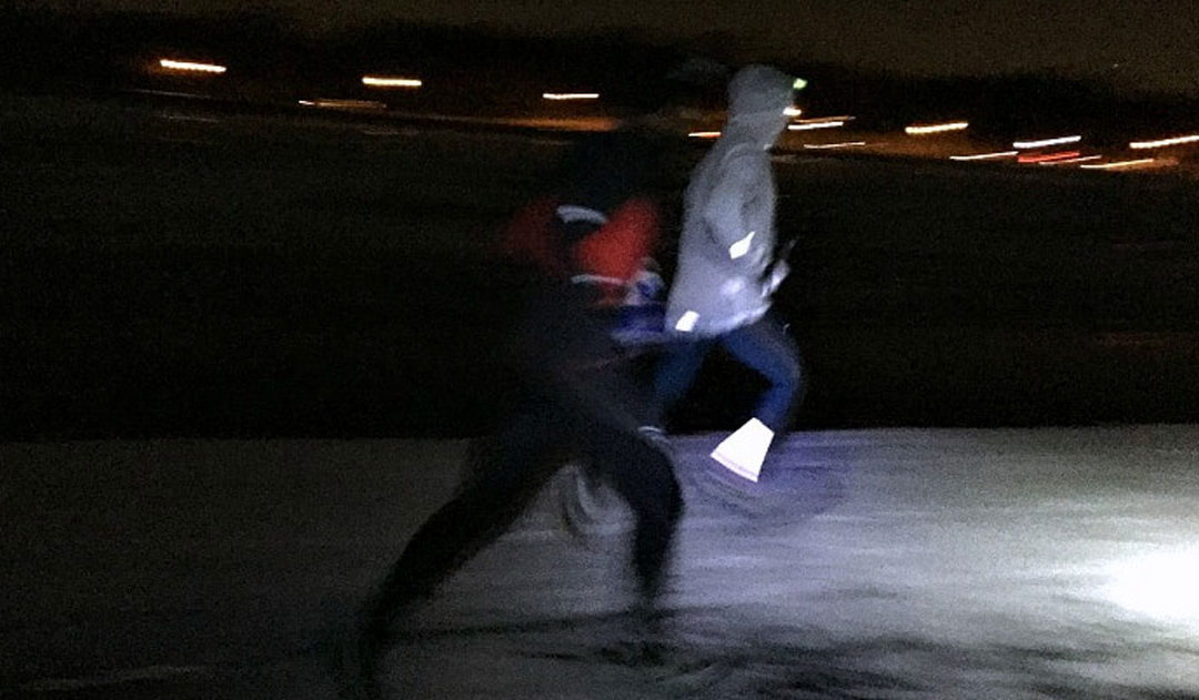 How to Run in the Dark without Getting Killed