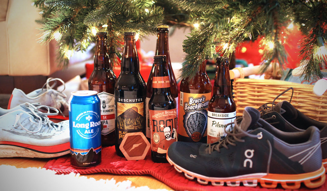 Five Last Minute Gifts for Runners who Like Beer and Stuff