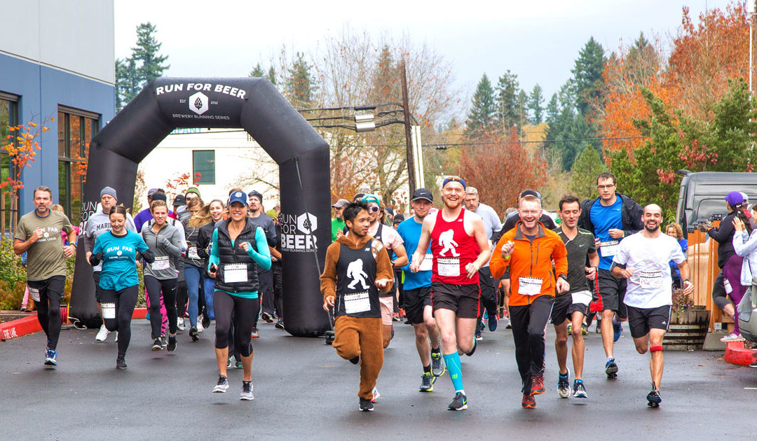 Reflecting on the People and Beer from the 2017 Oregon Brewery Running Series (podcast)