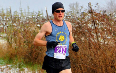Becoming a Faster, Stronger, Runner with Greg Mitchell (podcast)