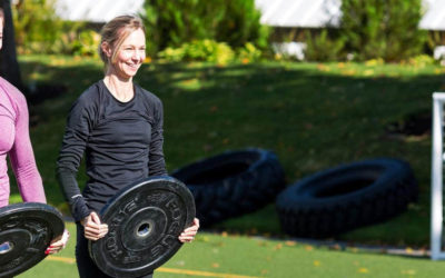 Become a Stronger Runner with Tandem Personal Training (podcast)