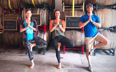 Reconnecting through Yoga and Beer with Mikki Trowbridge (podcast)