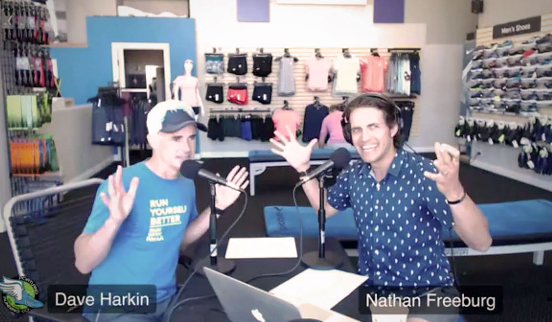 All about the 2018 Portland Marathon with Dave Harkin