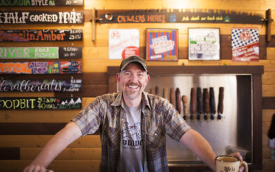 Foster Community with Bolt Minister at 54º-40′ Brewing (podcast)