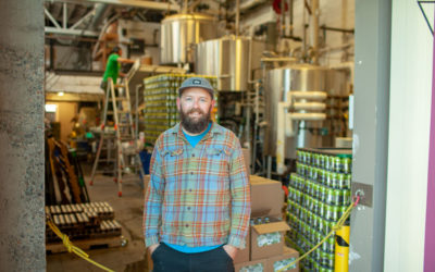 Inspiring Adventure with Ross Putnam from Base Camp Brewing (podcast)