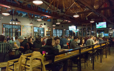 A Quick Review of the Food and Beer at Von Ebert Brewing (podcast)